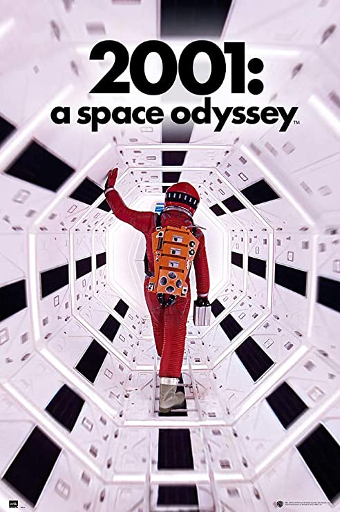 Amazon.com: POSTER STOP ONLINE 2001 A Space Odyssey - Movie Poster ...