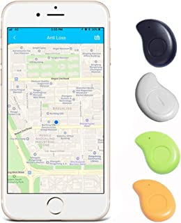 $32 » Auoeer Key Finder, Mini Bluetooth Tracker Devices, Anti-Lost Chip, GPS Remote Controls, Item Finder Smart Tracker, Phone L...