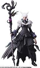 Square Enix Final Fantasy XIV: Y'shtola Bring Arts Action Figure, Multicolor