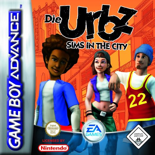 Die Urbz: Sims in the City