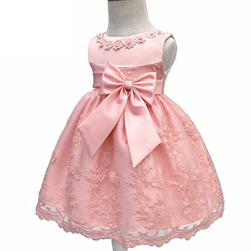 3f27a9247362 LZH Baby Infant Girls Birthday Christening Dress Baptism Wedding Party  Flower Dress