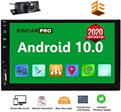EinCar Car Radio Double Din Android 10.0 Car Stereo 2 Din GPS Navigation 7 inch Touch..