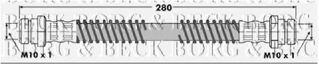 Borg & Beck BBH7025 Manguito de Freno