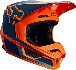 2019 Fox Racing V1 Przm Off-Road Motorcycle Helmet - Orange/X-Large