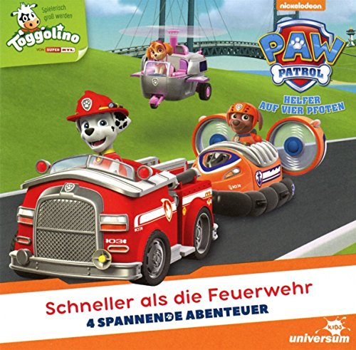 Price comparison product image Paw Patrol CD 4