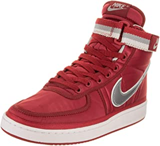 Nike Mens Vandal High Supreme University Red Silver 22227a922