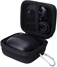 Aenllosi Hard Storage Case for Powerbeats Pro Totally Wireless Earphones (Black)