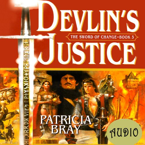 Devlin's Justice audiobook cover art