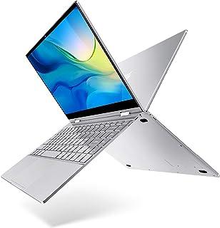 BMAX 2-in-1 ノートパソコン、 軽量 薄型 ノートPC 、 インテルN4120プロセッサー、メモリ8GB、256GB SSD、13.3インチFHD 1080Pディスプレイ、バックライトキーボード付き、デュアルバンドWIFI、Windo...
