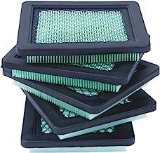 HOODELL 5 Pack 17211-zl8-023 Air Filter, Compatible for Honda gcv160 gcv190, Husqvarna 7021p, Premium Lawn Mower Air Cleaner Element