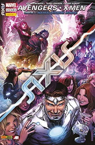 Axis, Tome 3