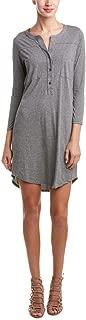 Vavaya Cotton Slub Shirt Dress