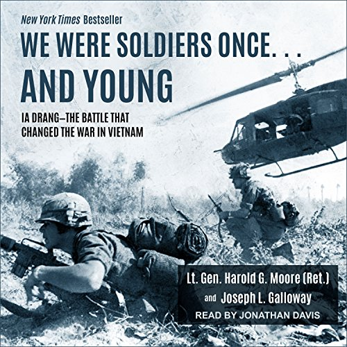 We Were Soldiers Once... and Young audiobook cover art