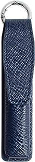HIGH FIVE マイブルー対応ケース my blu専用ケース 首かけ ネックストラップ コンパクト myblu対応 フレーバー 収納 電子たばこ 本体 収納 ネイビー