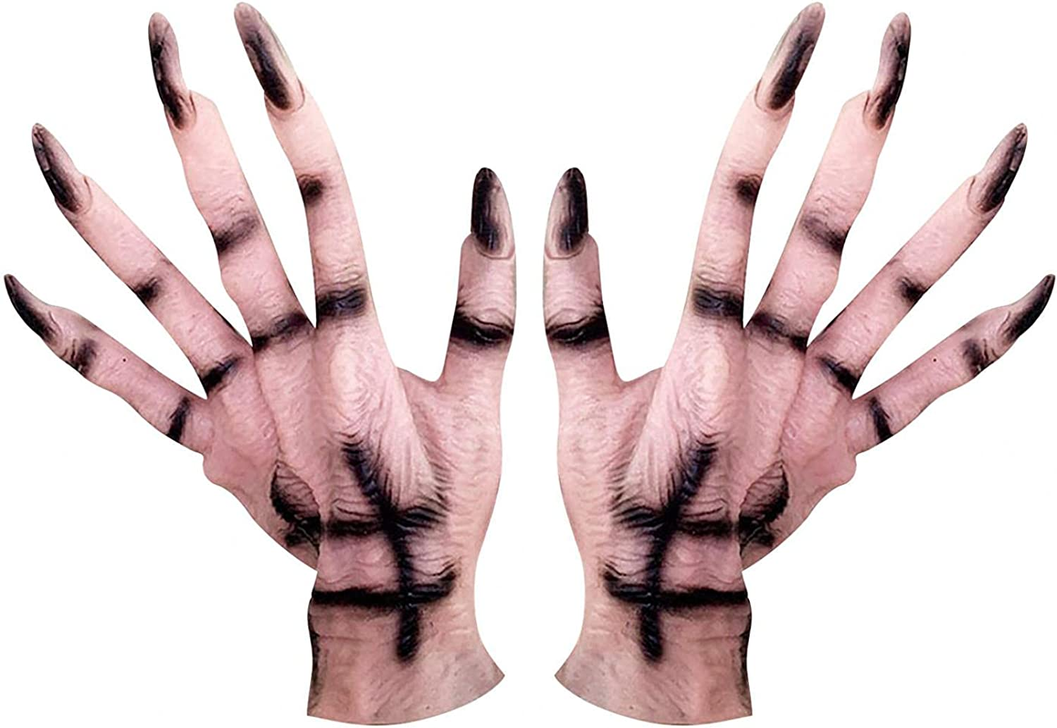 Arlington Mall Halloween Costume Wolf Max 90% OFF Gloves Cosplay Party Horror Devil