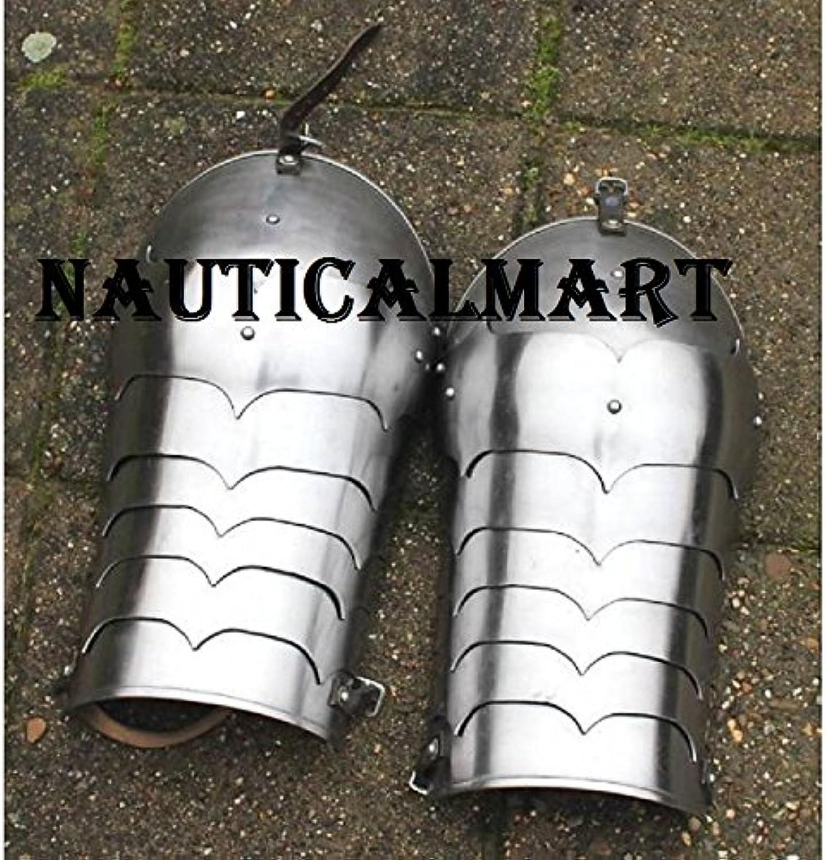 NAUTICALMART Renaissance Armor Six-Part pauldrons