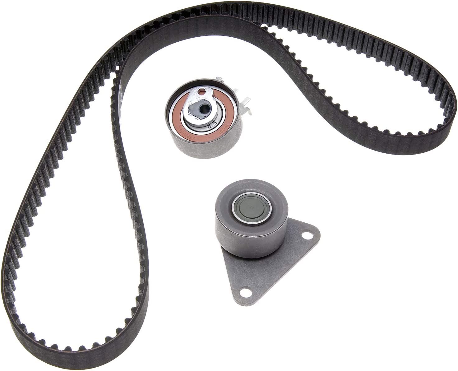 ACDelco Professional TCK331 Timing Belt Tensioner Translated I and High material Kit with