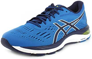 (8 D US, Race Blue / Peacoat) - Asics Men's Performance GEL-Cumulus 20 Running Shoe - 1011A008.400