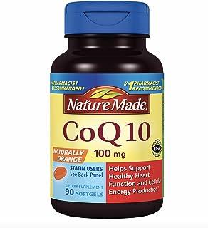 nature made balanced coq10,100毫克,天然制造90分