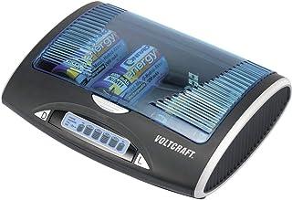 VOLTCRAFT P-600 Batteriladdare NiMH AAA (R3), AA (R6), C (R14), D (R20), 9V block (6F22)