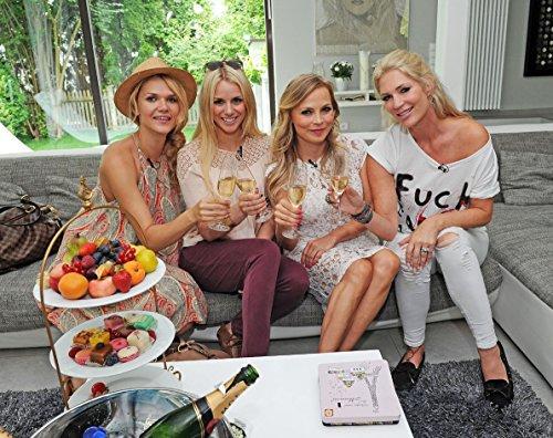 Mit Regina Halmich, Sarah Kern, Sara Kulka und Sandra Schneiders