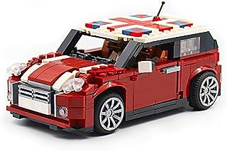 dOvOb Mini Building Blocks Toy Boys Classic Model Sports Cars Kit Expert Creator Set(492 PCS)…
