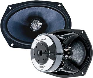 "$349 » Diamond Audio MS69CX – 6""X 9"" 2-Way High Output Coaxsub Speaker System, Pair"
