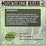 Mountaineer Brand Bald Head Care - Cleanse - Men's All Natural Head and Face Wash and Shave Soap 4 oz. 5