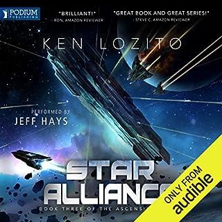 Star Alliance audiobook cover art
