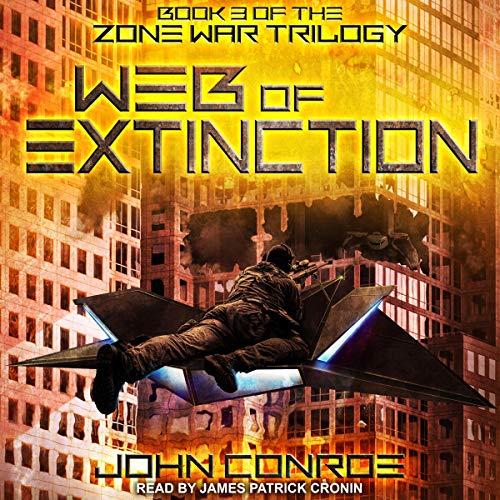 Web of Extinction: Zone War Series, Book 3