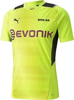 PUMA Men's BVB Training Jersey W Sponsor Shirt