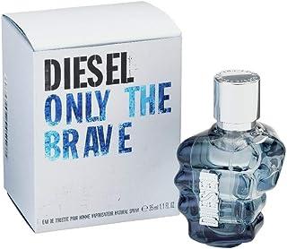 Best Diesel Only the Brave Eau De Toilette Spray for Men, 1.1 Ounce Reviews