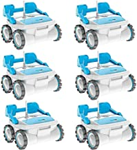 Aquabot Breeze 4WD In-Ground Automatic Robotic Swimming Pool Cleaner (6 Pack)