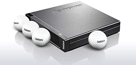 Lenovo ThinkCentre M93P Tiny Form Factor Business Desktop Computer, Intel Dual-Core i5-4570T up to 3.6GHz, 16GB RAM, 1TB HDD, WiFi, USB 3.0, VGA, Windows 10 Professional (Renewed)