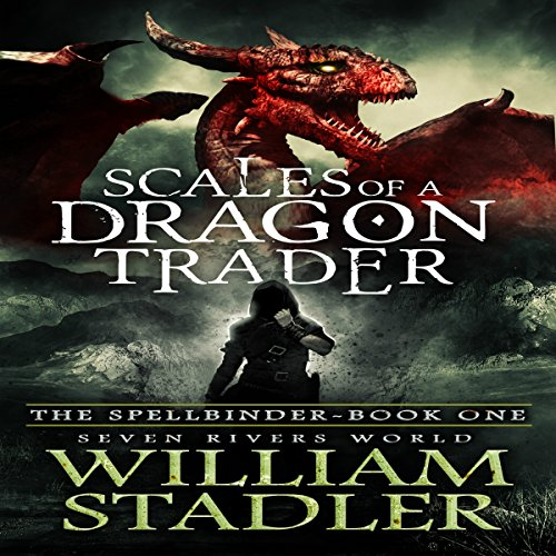Scales of a Dragon Trader audiobook cover art