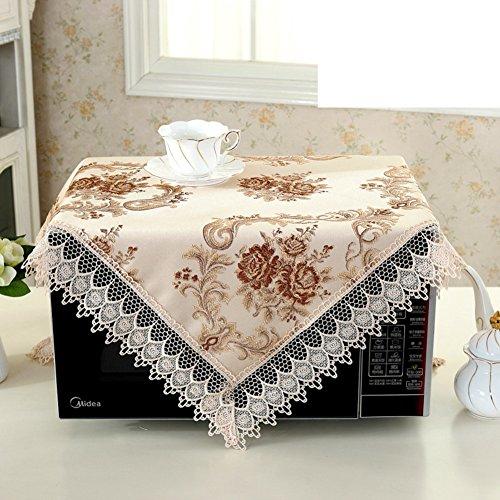 Wasmachine, tv, koelkastafdekking, handdoek, magnetron, doek, bed, kast, afdekking, handdoek 110x110cm(43x43inch) A
