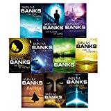 Iain m banks culture series 10 books collection set