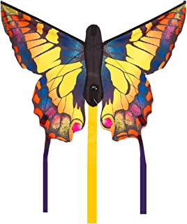 Hq Kites Swallowtail R Butterfly Kite, 20 Inch Single Line Kite with Tail