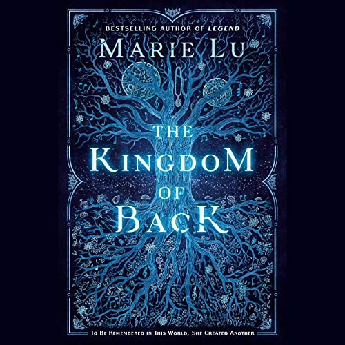 The Kingdom of Back audiobook cover art