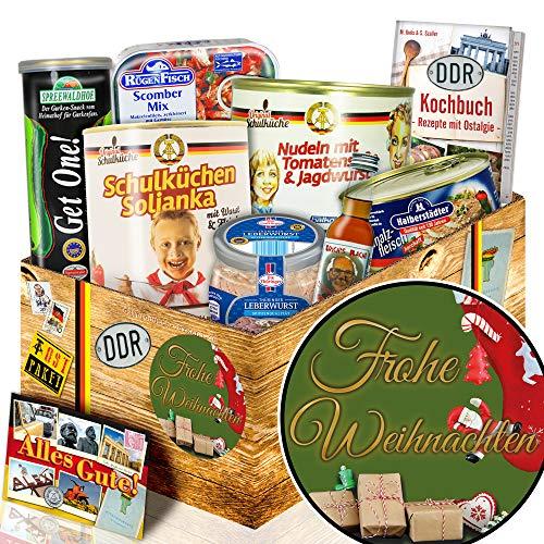 Frohe Weihnachten + Weihnachten Geschenkideen + Ostpaket
