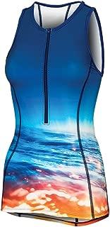 Shebeest Head Above Water Women/'s Tri Zip Top
