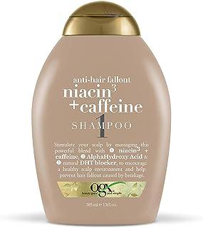 Ogx Shampoo Niacin 3 & Caffeine 13 Ounce (384ml) (2 Pack)