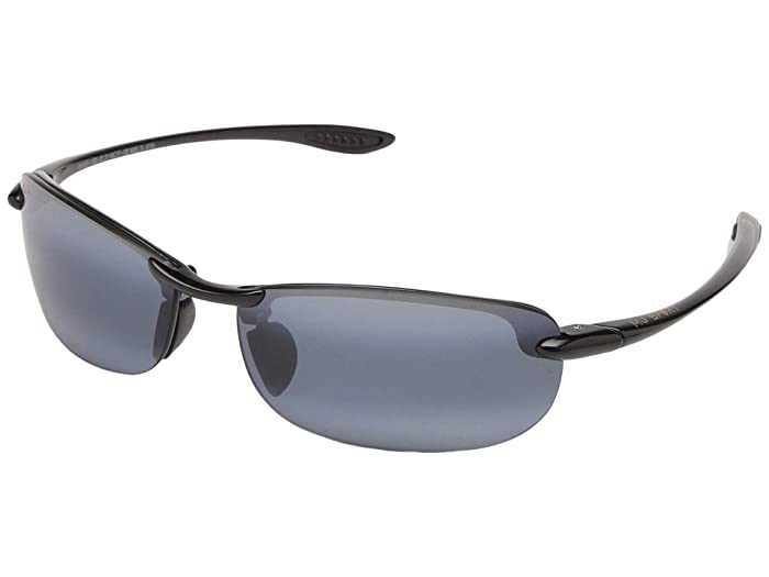 Makaha Readers Gloss Black/Neutral Grey Lens/2.0 Lens