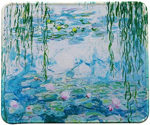 VIVIPOW Claude Monet Paintings Mouse Pad (Water Lilies)