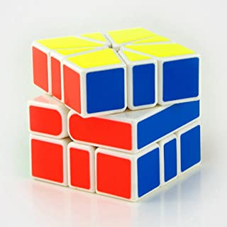 Emorefun Qin MoYu WeiLong SQ-1 Square One Magic Puzzle Cube Brain Teasers White