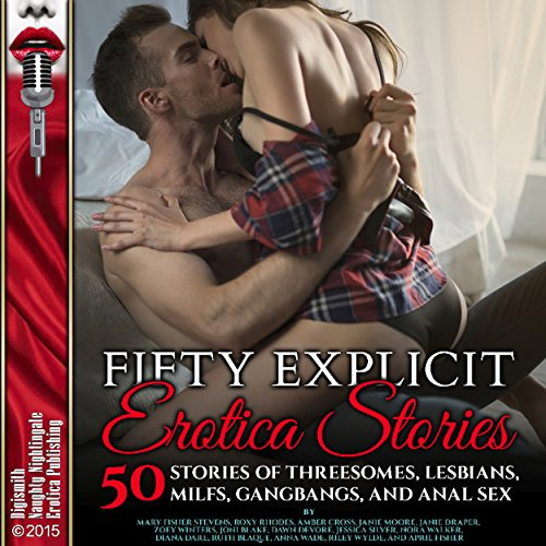 Fifty Explicit Erotica Stories cover art