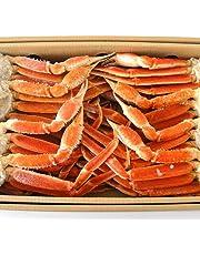 天然 本 ズワイガニ足 3L-4L サイズ ボイル ずわい蟹 約3kg