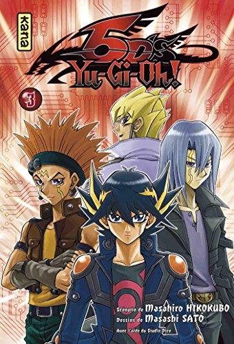 Yu-Gi-Oh! 5 D's - Tome 3