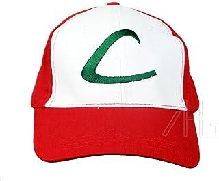 shuyi Ash Ketchum logotipo bordado Beanie Cap Snapback sombreros gorras de béisbol visera