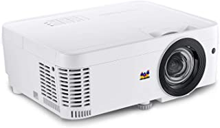 ViewSonic PS501X 3400 Lumens XGA HDMI Short Throw Projector for Home and Office